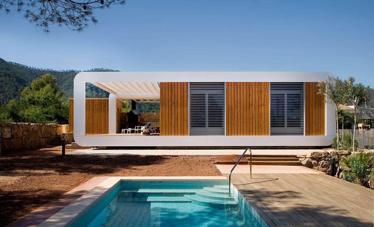 Case Moderne Prefabbricate : Costruttori di case prefabbricate a prezzi bassi