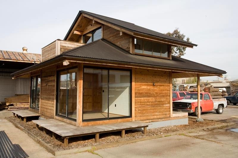 Sopraelevare in legno un edificio esistente for Case in legno senza fondamenta