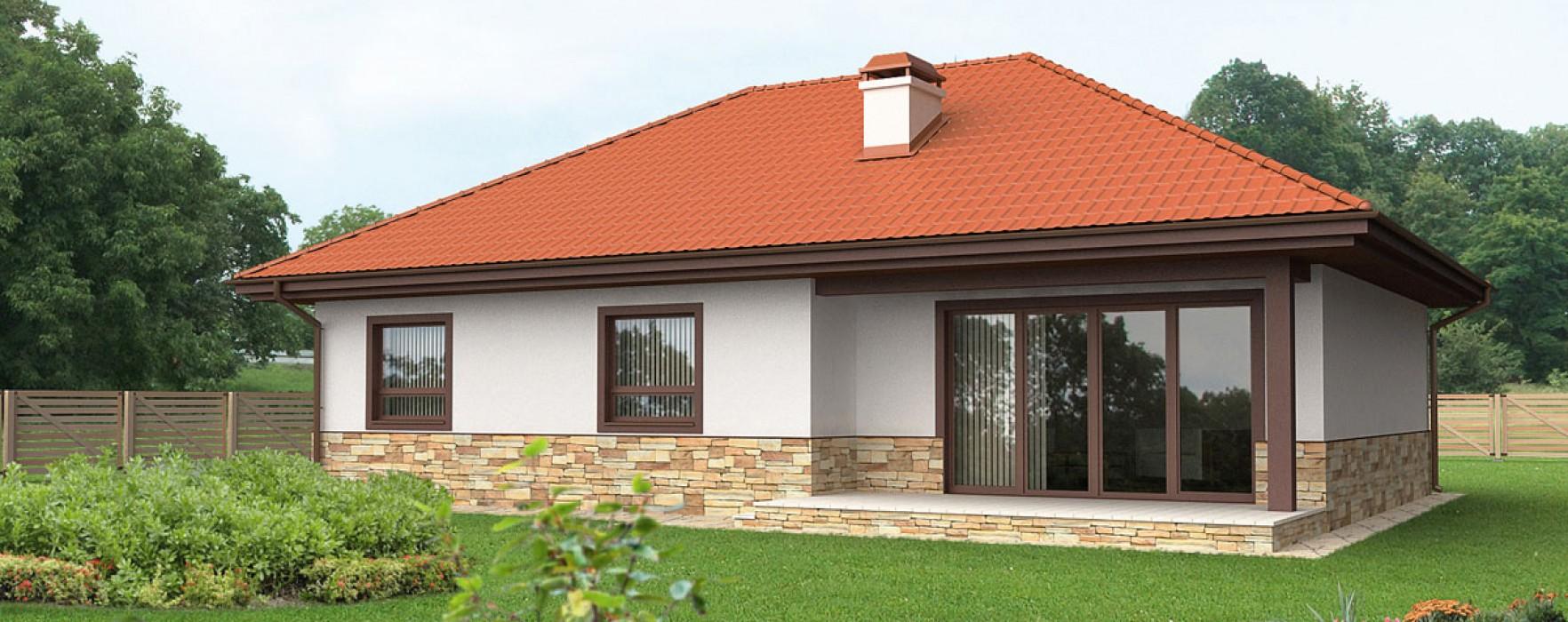 Una casa prefabbricata senza riscaldamento  caseprefabbricateinlegno ...
