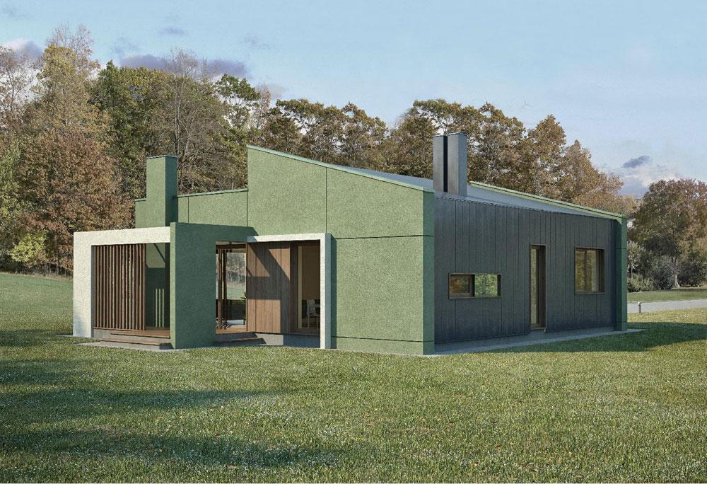 Il prezzo delle case prefabbricate for Piani per costruire una casa a buon mercato