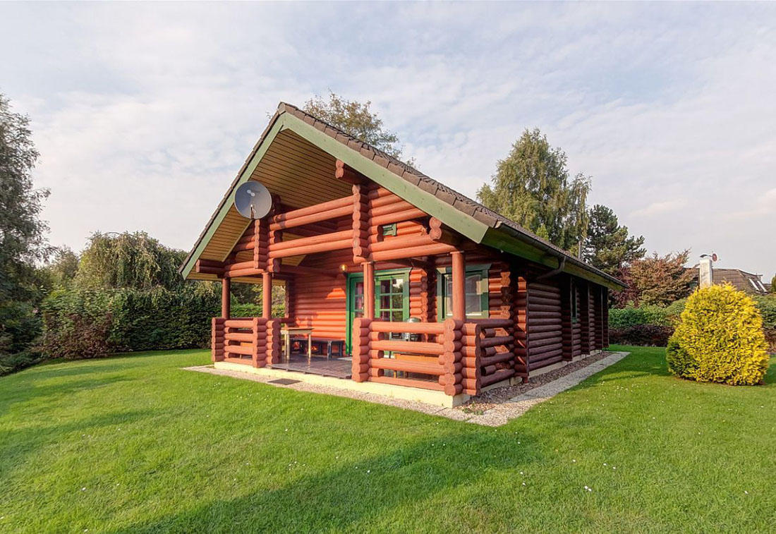Coibentare una casa in legno blockhaus - Coibentare una parete interna ...