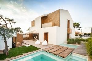 casa fotovoltaico
