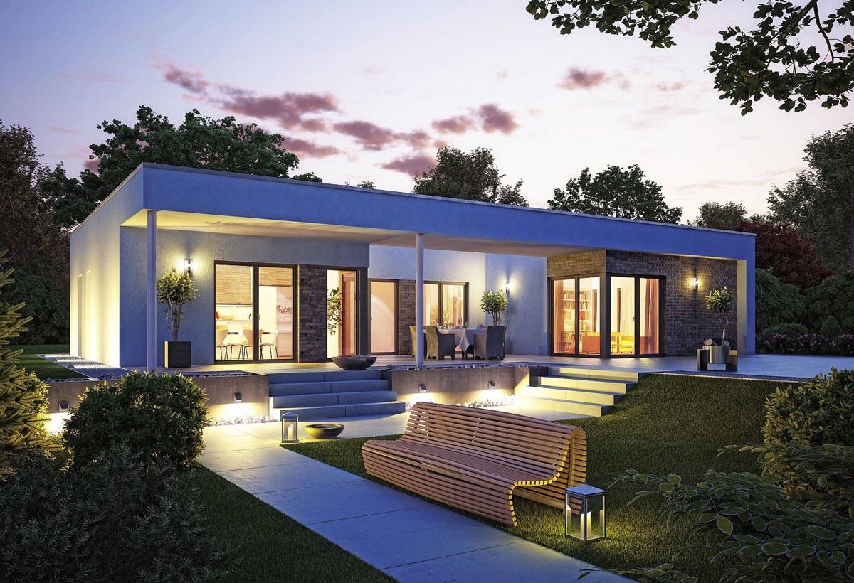 Impianto ad aria per una casa in legno no gas - Impianto gas casa costo ...