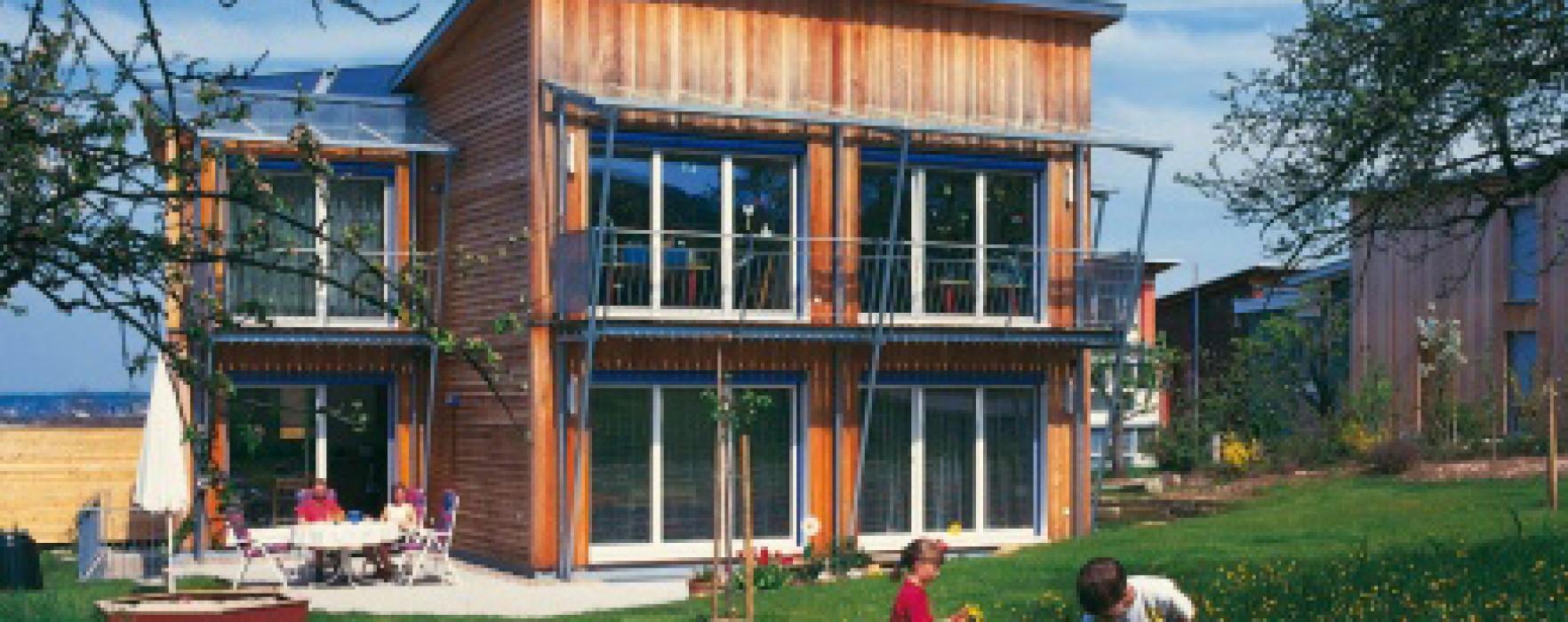 Case in legno casaclima antisismiche for Case di legno tedesche