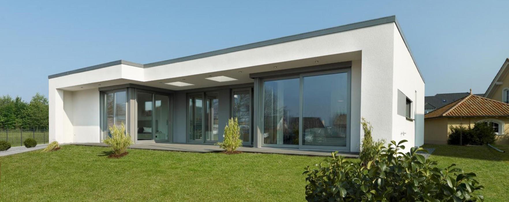 Impianti termici per una casa in x lam - Casa prefabbricata moderna ...