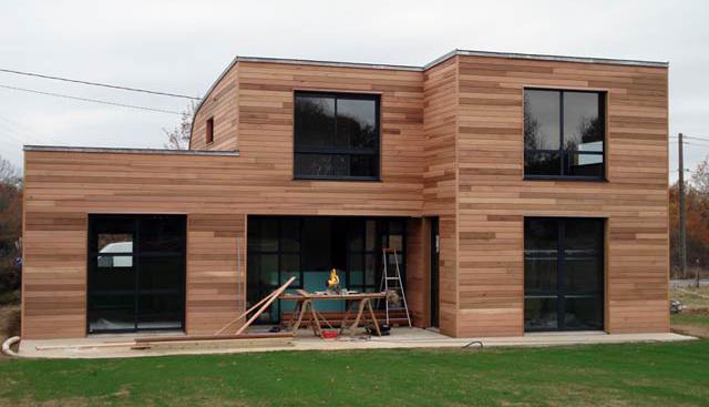 Consigli per realizzare un edificio in legno for Durata case in legno