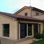 Casa in legno costruita da Villebio - EnergiaCasa