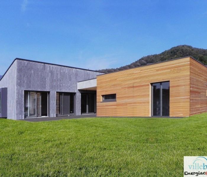 VilleBio EnergiaCasa: Case Prefabbricate in Legno di Qualità