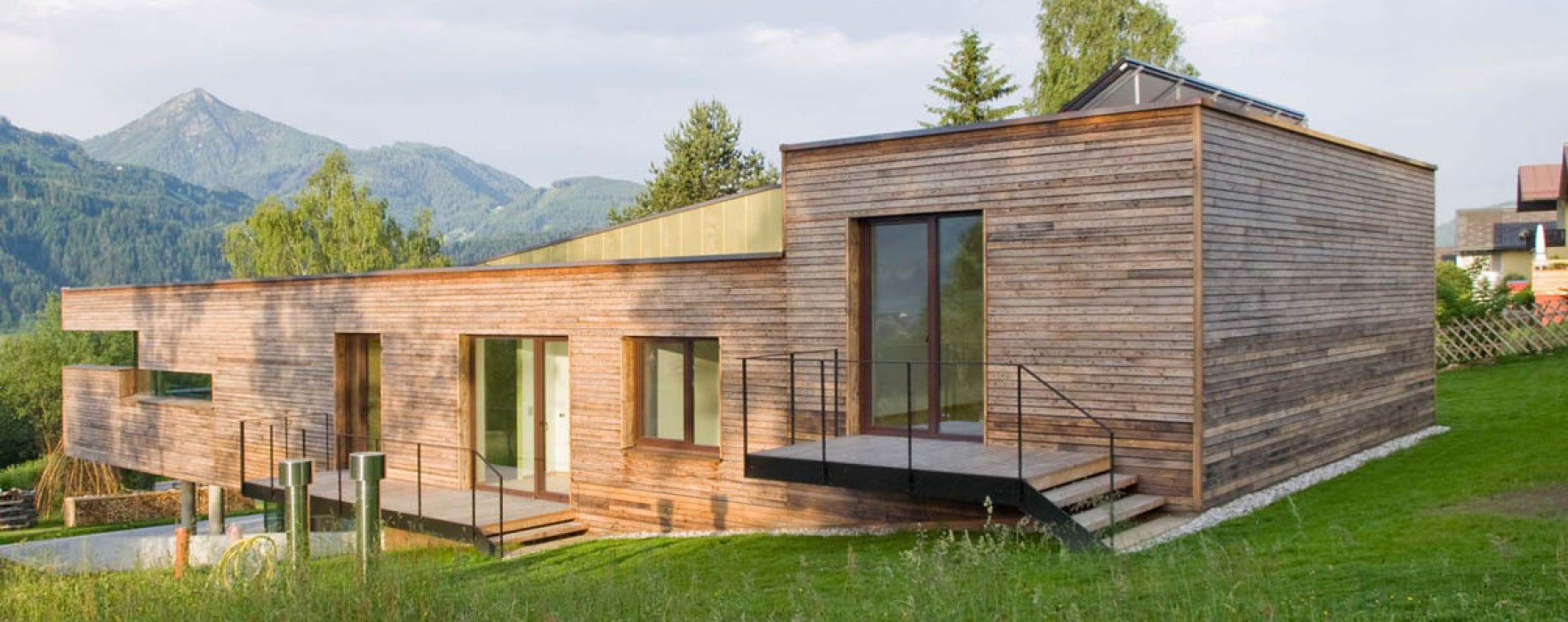 Chiavi in mano a 900 al metro quadro possibile for Casa in legno costo totale