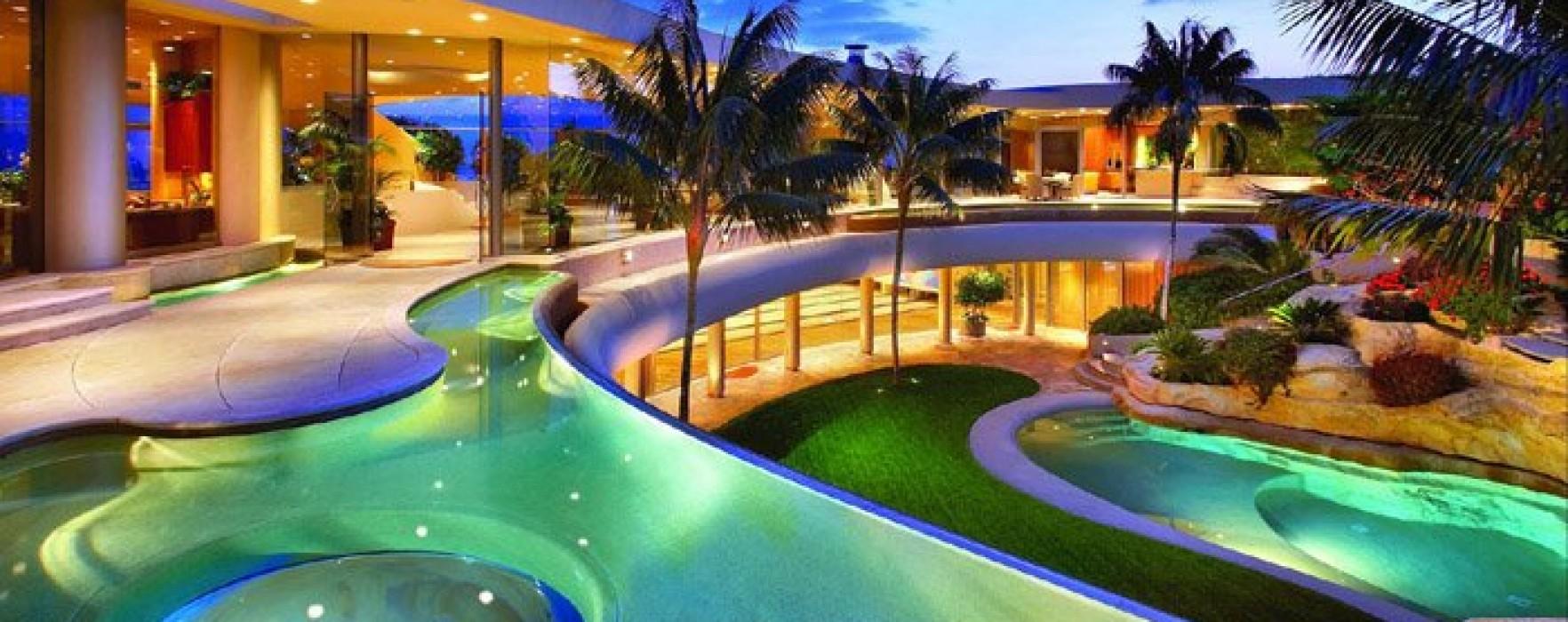 Top line le case in legno di lusso for Immagini di case di lusso