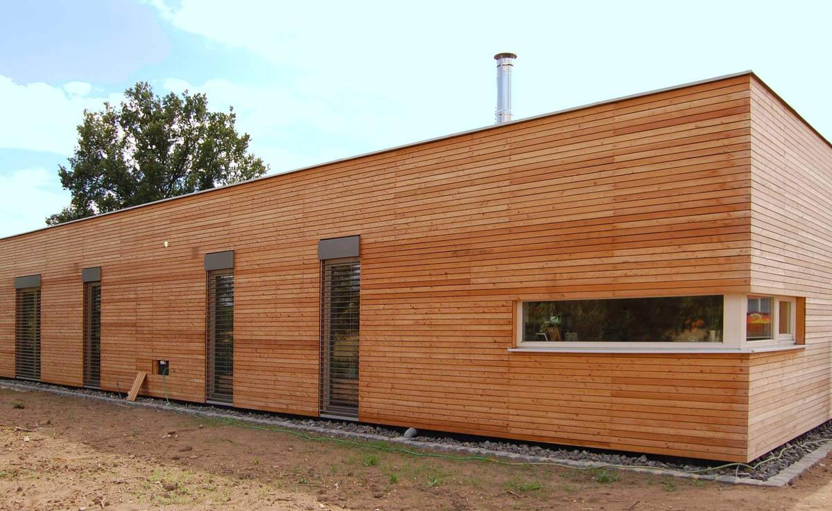 Reperire informazioni per realizzare una casa di legno - Vorrei costruire una casa in legno ...