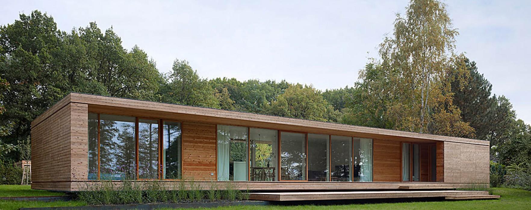 Dove ubicare il locale termico nelle case in legno for Case moderne interni legno