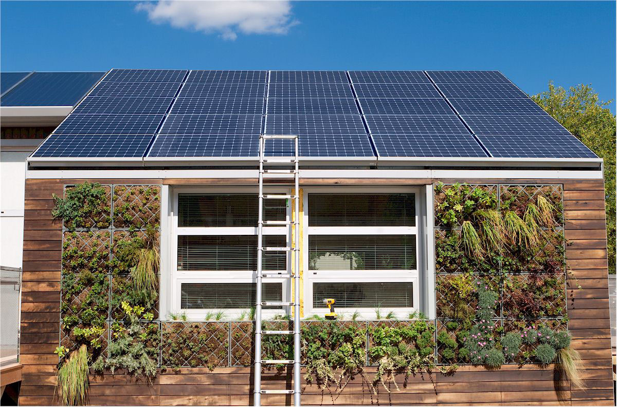Energie rinnovabili - Conviene costruire casa prefabbricata ...