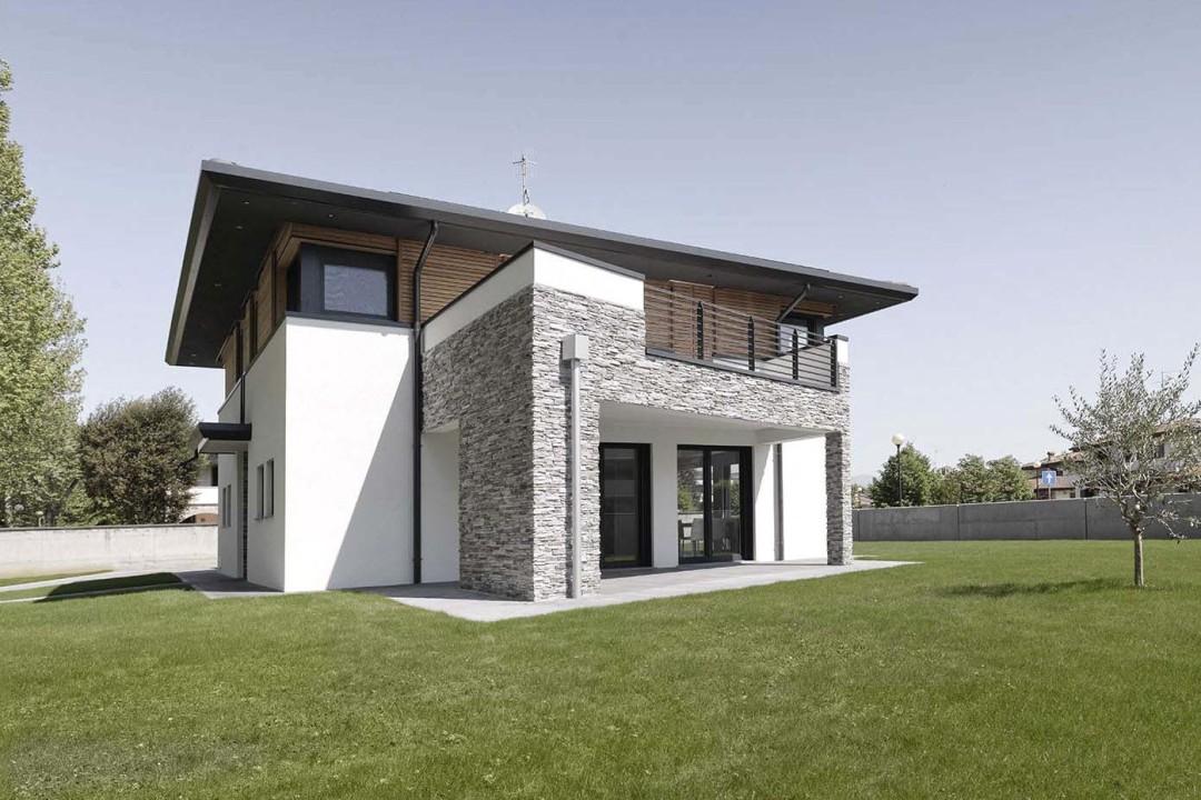 case prefabbricate in legno ecologiche a basso consumo