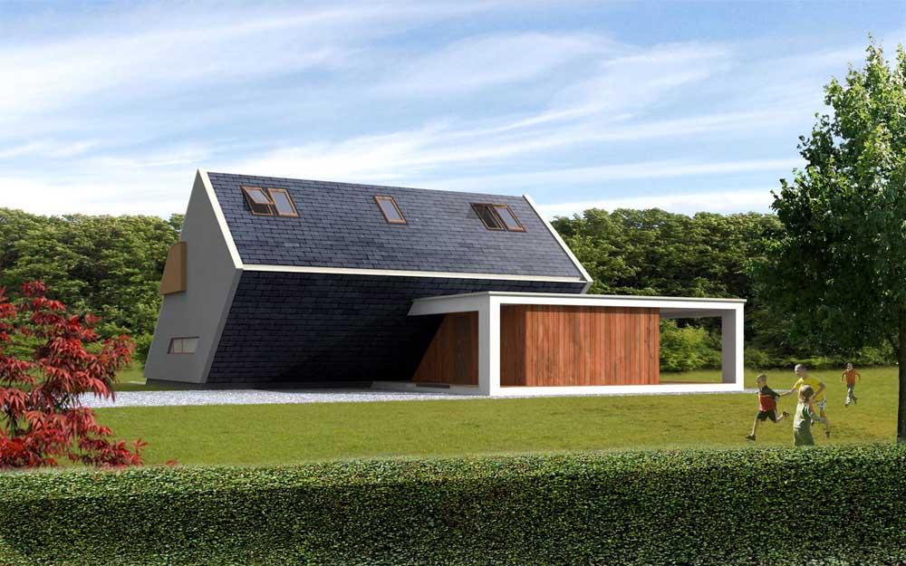 Permessi terreni agricoli e case di legno for Case in legno senza fondamenta
