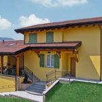 Vibrobloc Casa Antonio Villa in Legno a Bologna - Esterni