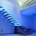 Vibrobloc Dettagli degli Interni di una Casa Prefabbricata in Legno Moderna