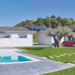 Villa Lisa realizzata in bioediliza da Vibro Bloc