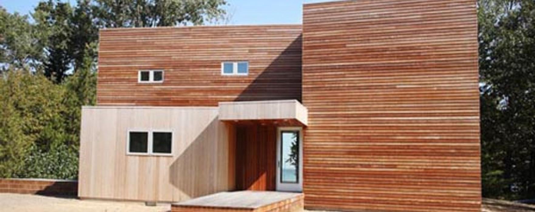 Il prezzo di una moderna abitazione in bioedilizia for Abitazione moderna