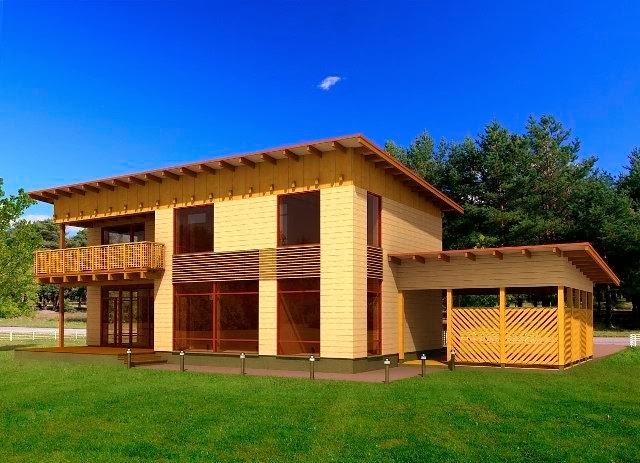 Lavorare nel settore delle case ecologiche for Durata case in legno