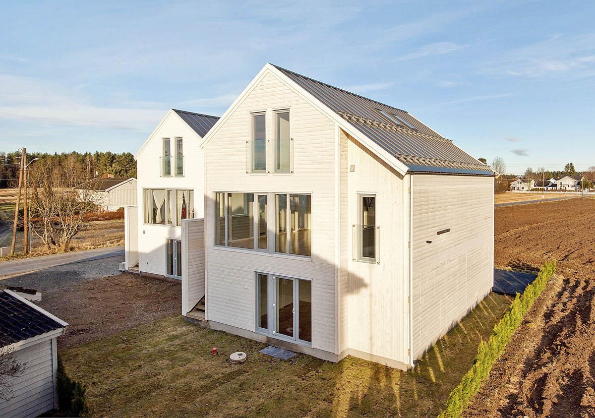Le pareti interne delle case in legno for Case interne